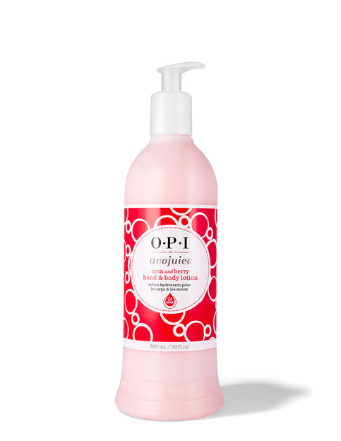 OPI Avojuice Cran and Berry Lotion Image