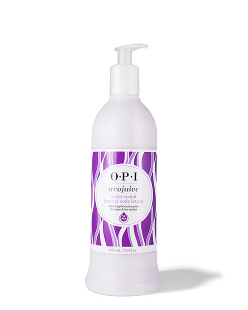 OPI Avojuice Violet Orchid Lotion LARGE Image